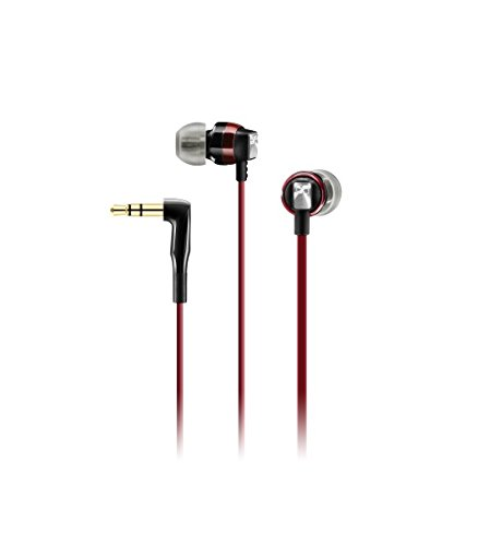 CX 3.00 Red In-Ear Canal Headphone